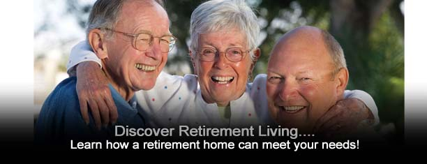 Discover Retirement Living