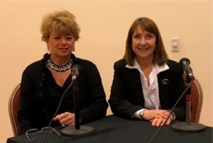 Q&A with Jackie Dusome and Laurie Johnston