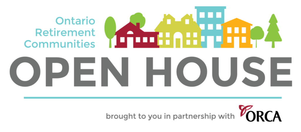 Retirement home open house